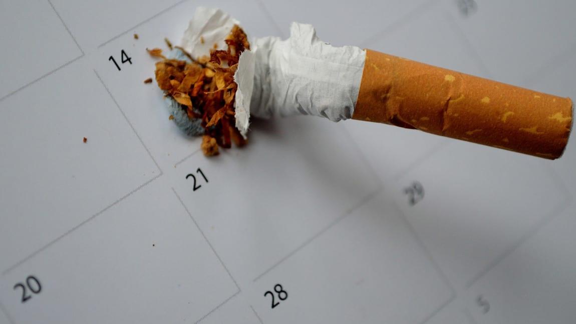 Acupunctuur? Stoppen met roken!